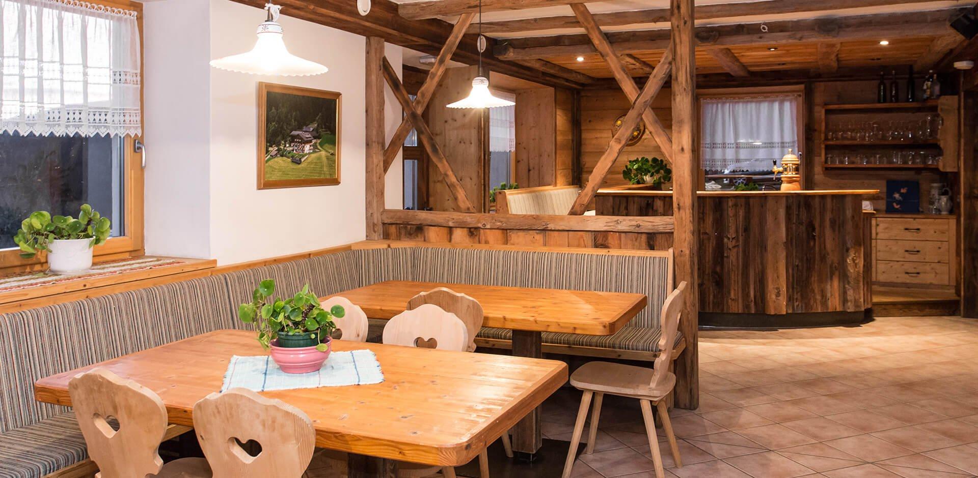 Familienunterkunft Südtirol