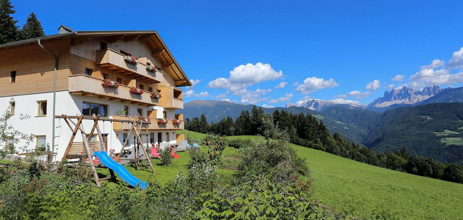 Zolerhof - Urlaub auf dem Bauernhof Südtirol